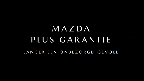 MPG Mazda Plus Garantie