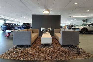 Showroom-Lounge