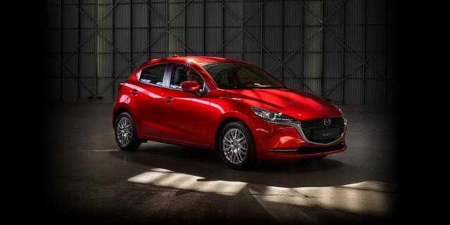 Mazda2 Style Selected hero 2020